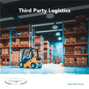 Admirals third-party logistics