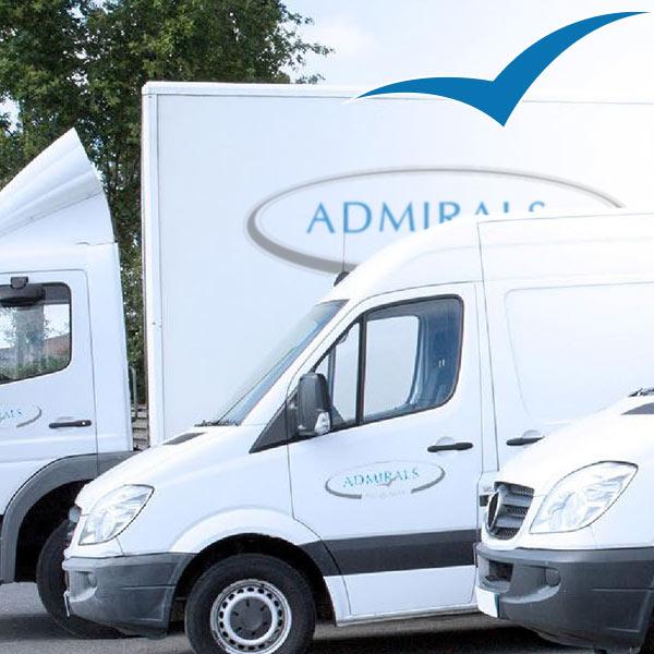 Admirals delivery fleet